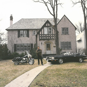 Our  house and Vehicles- Spring 1998