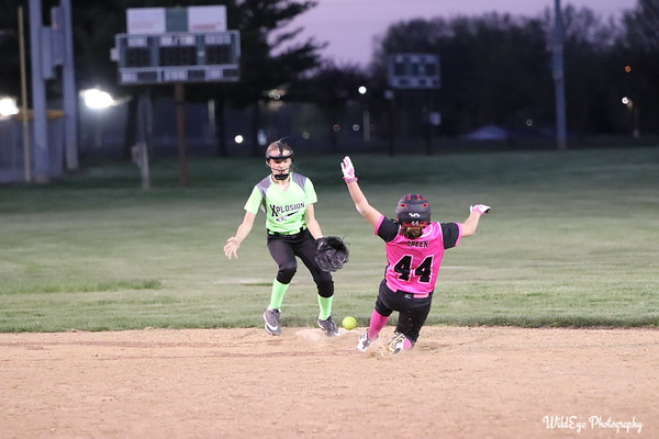 2019 J&B Softball - April 16th Games
