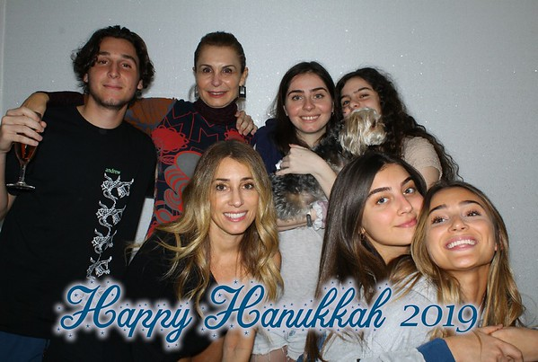Happy Hanukkah 2019