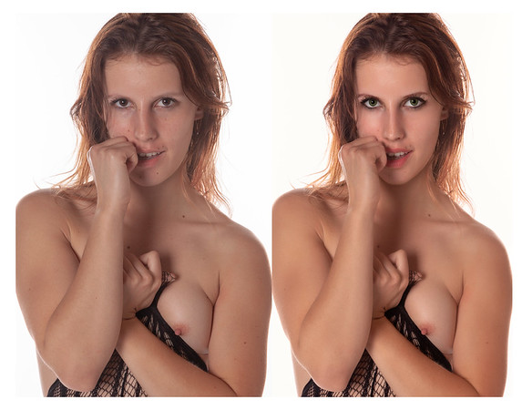 Retouched Images
