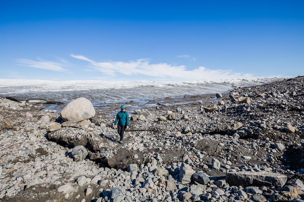 Kangerlussuaq - Greenland Ice Sheet - Lina Stock
