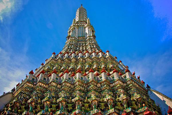 Temple of the Dawn - Bangkok, Thailand