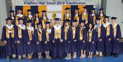 Valedictorians 2019