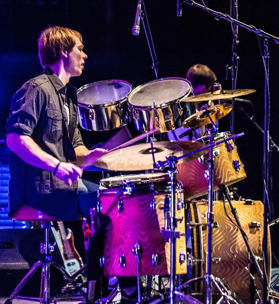 Aaron Vraspir-The Young Funks.