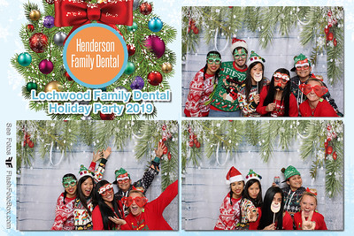 Henderson Family Dental Holiday Party - December 23, 2019
