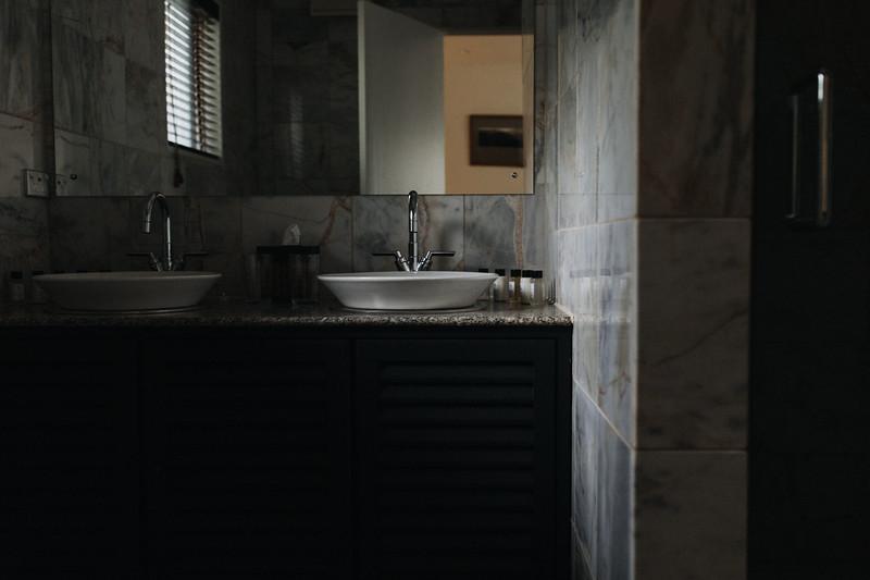 Luxe Villa Double Basins in each Villa