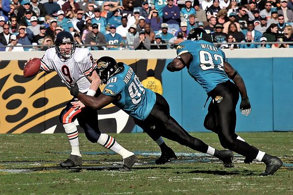 Jaguars vs. Bears:  The Game