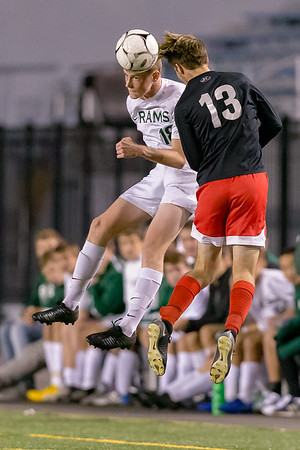 2018-10-30 | Boys HS Soccer | Central Dauphin vs. Cumberland Valley | District 3 Semis)