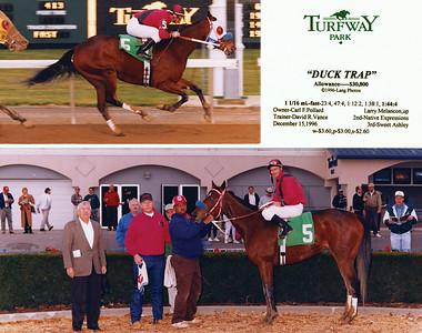 DUCK TRAP - 12/15/1996