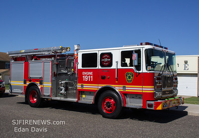 09/07/2019, Williamstown Fire Dept. Gloucester County NJ, Parade and Housing for Squad 2918