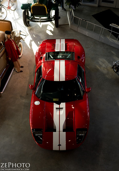 2005 Ford GT - America on Wheels - 01/14
