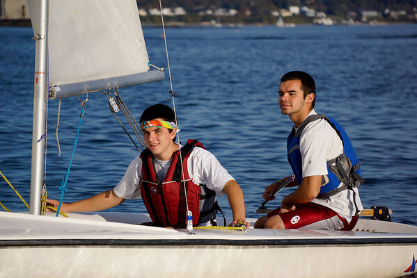 2013 Sailing fall