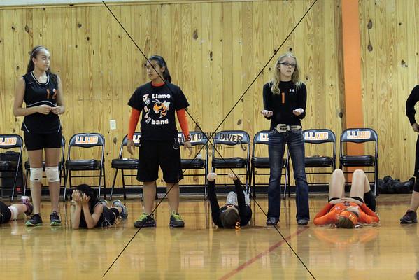 7th Grade B VBall vs Burnet
