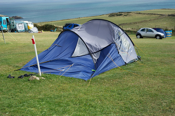 Tent Based Disaster