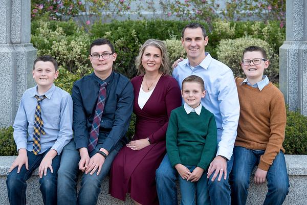 Nebeker Family 2019