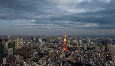 Tokyo, Himeji & Hiroshima, December 2015 冬日的东京、姬路和广岛