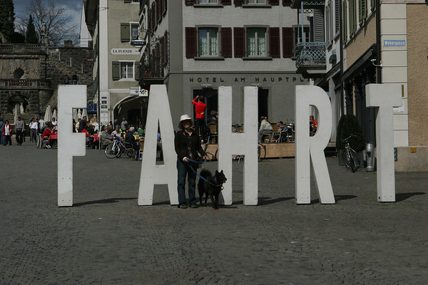 Rapperswil, canton St. Gallen