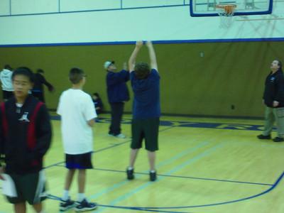 Free-throw Contest