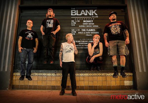 The Blank Club ~ Final Weekend