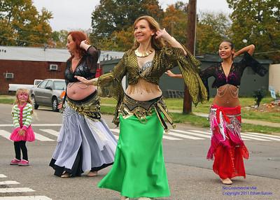 2012 Sandsation Dancers at Happy Hollerpalooza