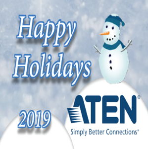 ATEN 2019 Holiday Party