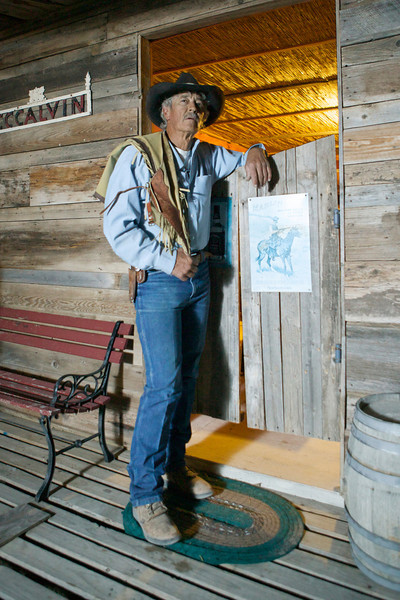 Chris, the owner of the Cowhead Ranch, is the real deal.