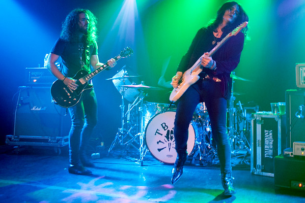 Tyler Bryant and the Shakedown at Underground Arts in Philadelphia, PA  - July 1, 2019 - Photos by: Mary Ouellette