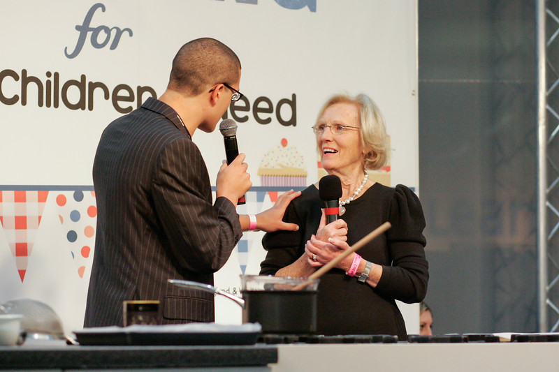 Mary Berry, Children In Need, BBC