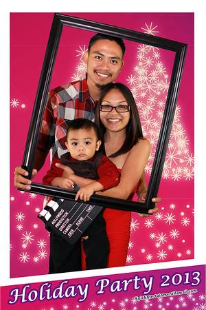 Maui Community Clinic Holiday Party 2013