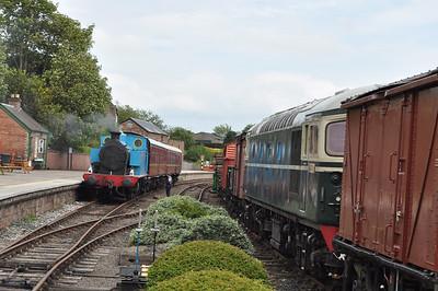 15 - Caledonian Railway
