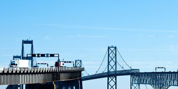 Chesapeake Bay Bridge & Kent Narrows 38 Images