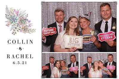 Collin & Rachel's Wedding