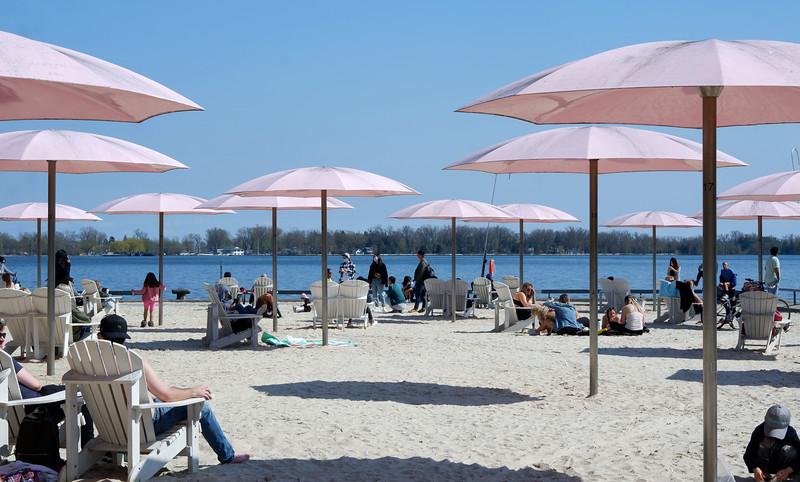 Best Beaches in Toronto: Sugar Beach