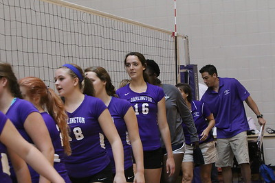 JV Volleyball 18 September 2014