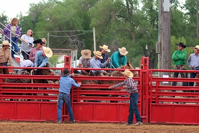 Ranch Broncs 1st Go Round