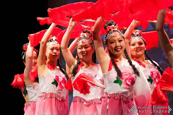 Seattle Sunshine Dance Troupe