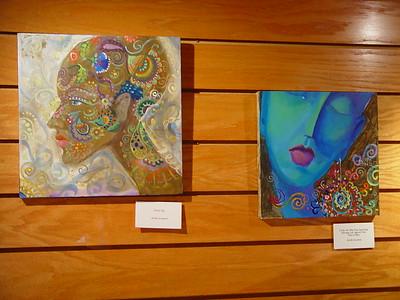 Robin Richards Exhibit - March 2008