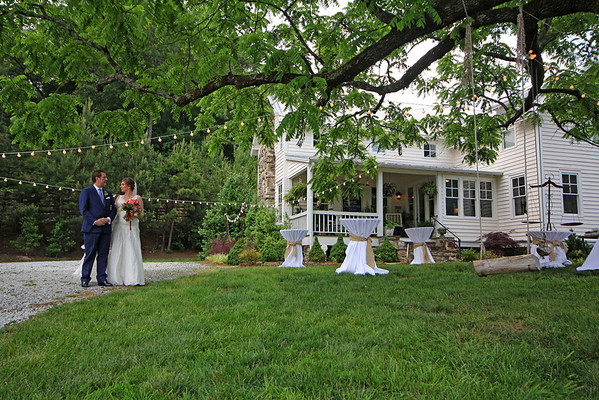 The Farm House Wedding