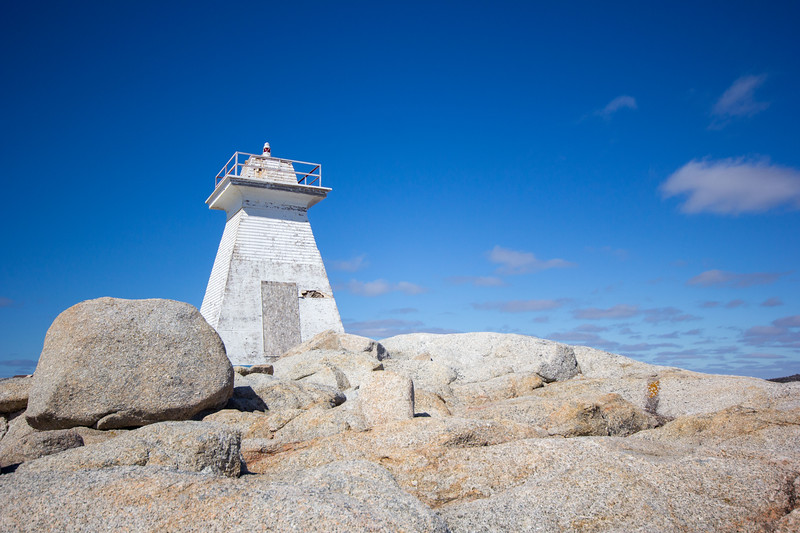 Terence Bay Lighthouse
