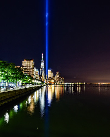 911 2017 Tribute In Light