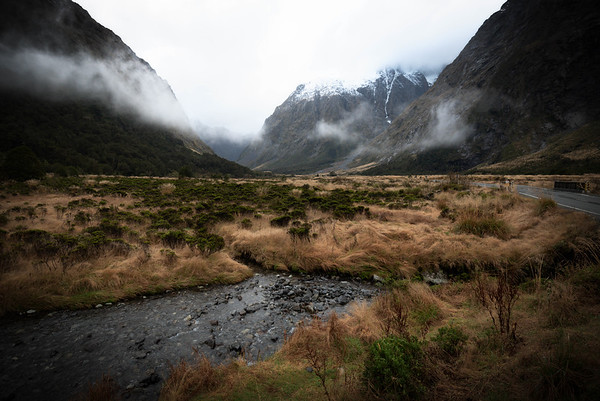 Te Anau - Milford Sound Road