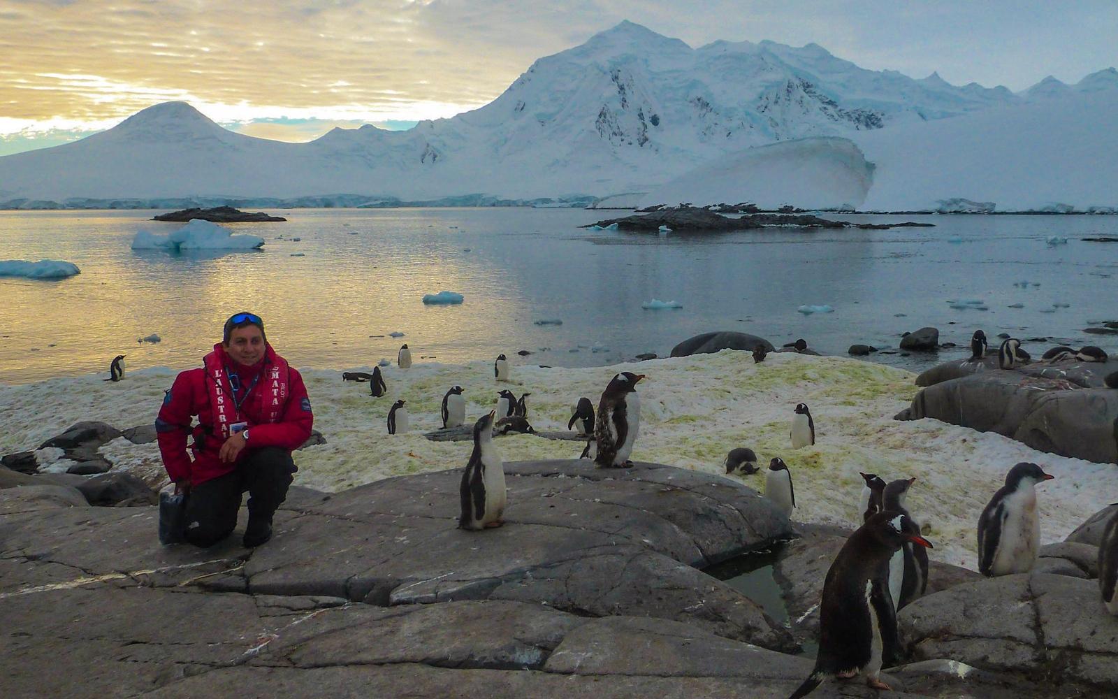Port Lockroy - Antartica