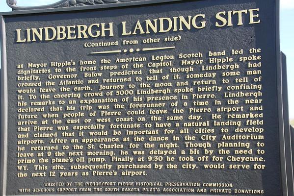 Lindbergh Landing Site