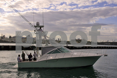 """2008 """"The"""" Sailfish Tournament Day 1 Afternoon"""