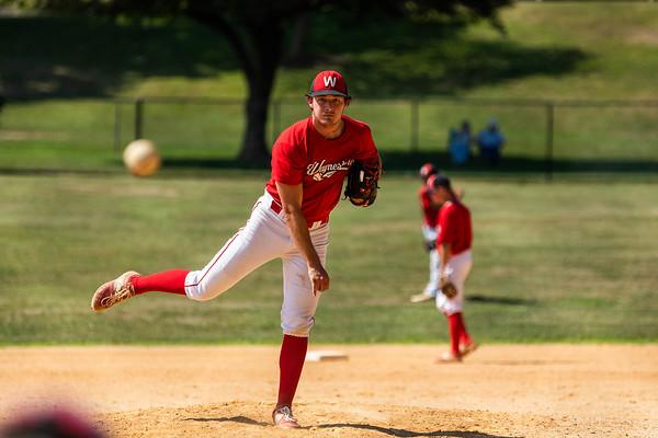 Waynesboro vs Frederick Baseball