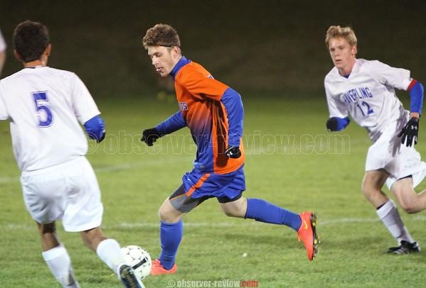 Penn Yan Soccer 10-9-14