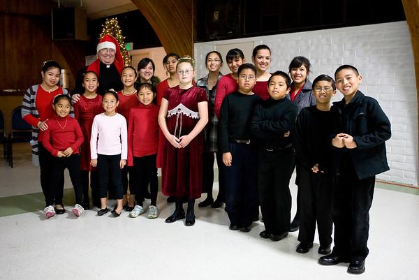 2008 MD Christmas Concert Portraits
