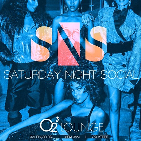 SNS O2 Lounge June 2, 2018