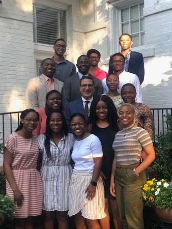 Men & Women of Color Reception