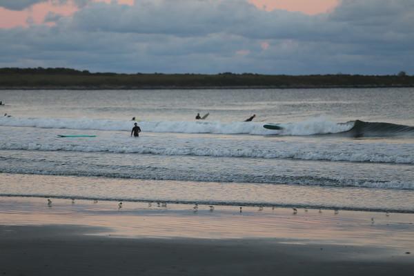2018 10 13 Surfing Second Beach